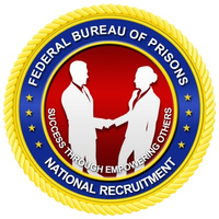 Federal Bureau of Prisons - Career Connections logo