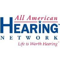 All American Hearing logo