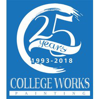 College Works Painting logo
