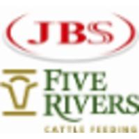 JBS Five Rivers Cattle Feeding logo