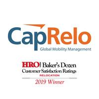 CapRelo logo
