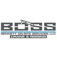 BOSS Crane & Rigging logo