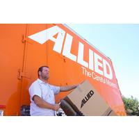 Berger Allied Moving & Storage logo