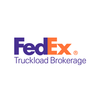 FedEx Truckload Brokerage logo