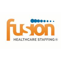 Fusion Healthcare Staffing logo