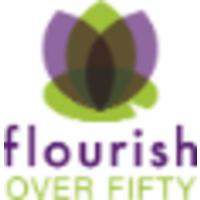 Flourish Over 50 logo