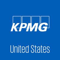 KPMG US logo