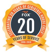 Fox Rehabilitation logo