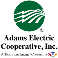Adams Electric Cooperative Inc logo