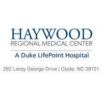 Haywood Regional Medical Center - A Duke LifePoint Hospital logo