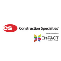 Construction Specialties National Accounts (f.k.a Impact Specialties) logo
