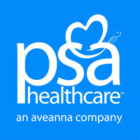 PSA Healthcare - 30 Years of Trusted Home Care logo