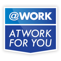 @WORK Personnel Services logo
