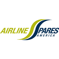 Airline Spares America, Inc. logo