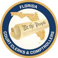 Florida Court Clerks & Comptrollers logo
