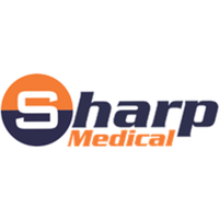 Sharp Medical Staffing logo