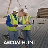 AECOM Hunt logo