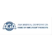 AGA Medical logo