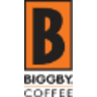 BIGGBY COFFEE logo