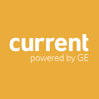 Current, powered by GE logo