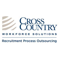 Cross Country Healthcare Workforce Solutions RPO logo