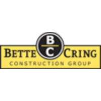 Bette & Cring Construction Group logo