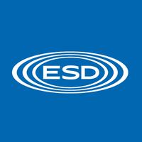 ESD (Environmental Systems Design, Inc.) logo