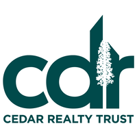 Cedar Realty Trust logo