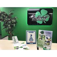 4 Leaf Solutions logo