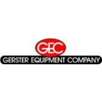 Gerster Equipment Company logo