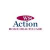 Action Home Health Care logo