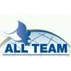 All Team Staffing logo