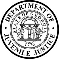 Georgia Department of Juvenile Justice logo