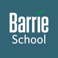 Barrie School logo