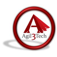 Agil3Tech Solutions (A3T) logo