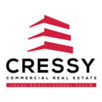 Cressy Commercial Real Estate logo