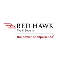 Red Hawk Fire & Security logo