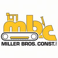 Miller Bros. Const., Inc. logo