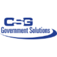 CSG Government Solutions logo