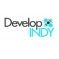 Develop Indy logo
