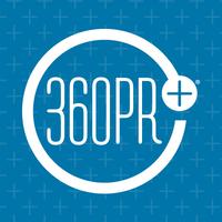 360PRplus logo
