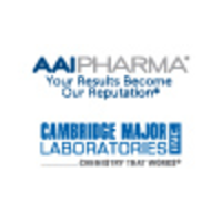 Alcami (AAIPharma Services Corp./ Cambridge Major Laboratories Inc.) logo