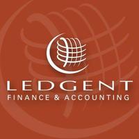 Ledgent logo