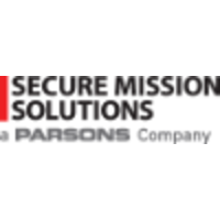Secure Mission Solutions a Parsons Company logo