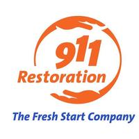 911 Restoration - The Fresh Start Company logo