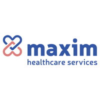 Maxim Healthcare Services logo