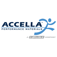 Accella Performance Materials logo