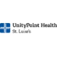 UnityPoint Health - St. Luke's logo