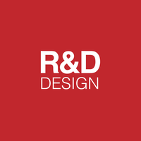 R&D Design logo