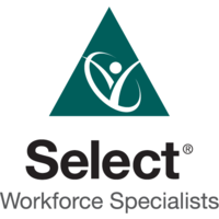 Select Staffing logo